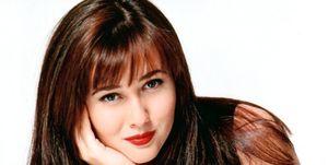 Shannen Doherty Brenda Walsh Beverly Hills 90210