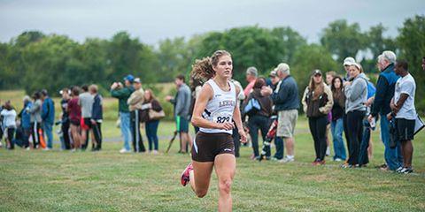 Shannon Wright Running