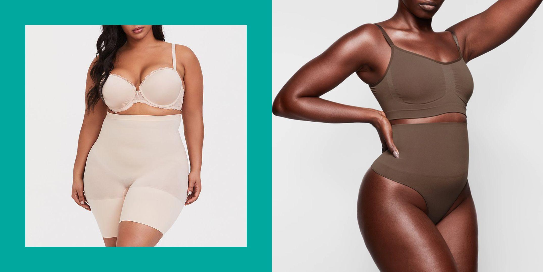 Brand Arabella Womens Mesh Body Shaper Shapewear