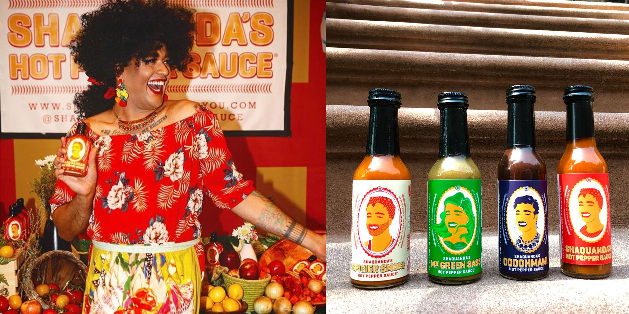 How This New York Drag Queen Launched A Hot Sauce Mini-Empire