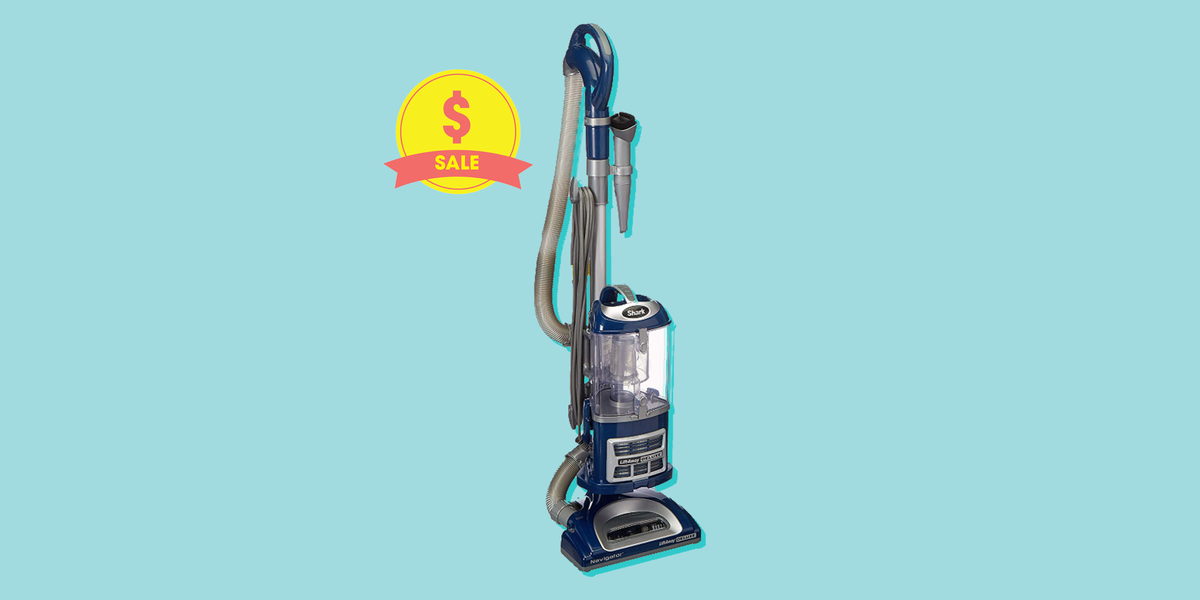 This Highly Rated Shark Vacuum Is $70 Off on Amazon Right Now