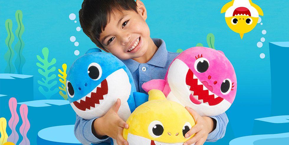 WowWee Baby Shark Dolls