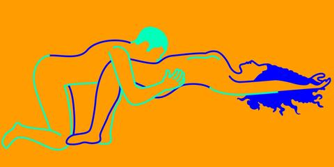 Yellow, Line, Line art, Graphics, Art,