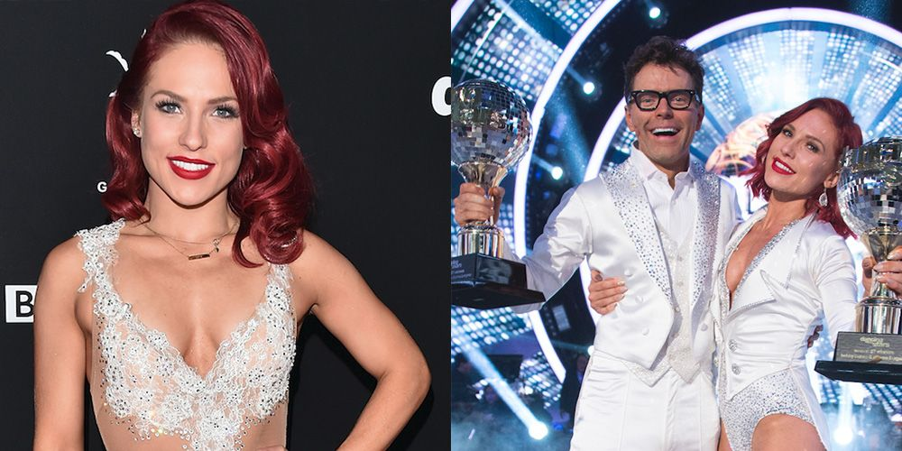 The Real Reason Why 'Dancing With the Stars' Pro Sharna Burgess Is Leaving the Show in 2019