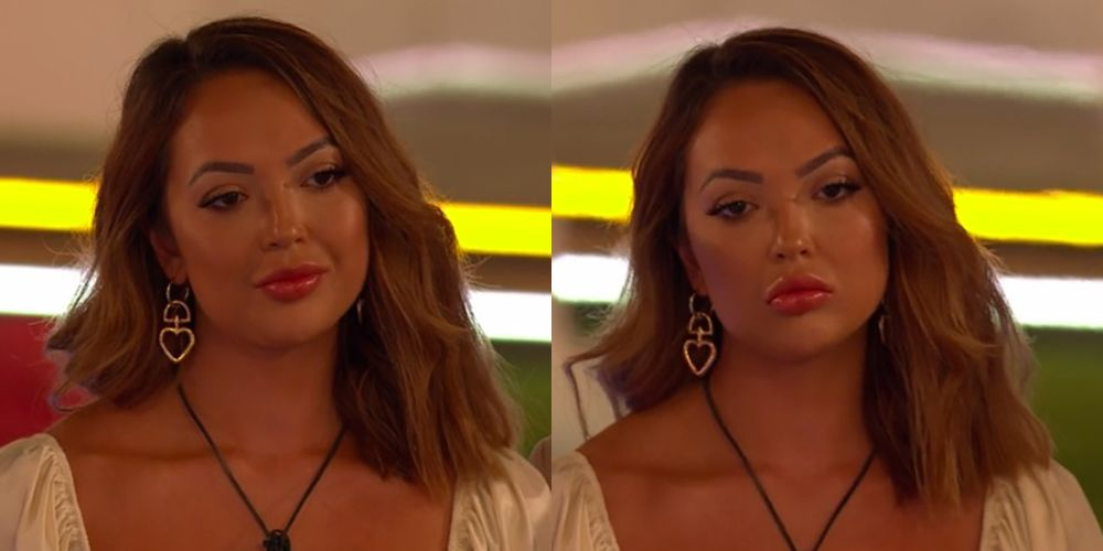 Love Island followers are evaluating Sharon to 2019's Anton in the course of the recoupling