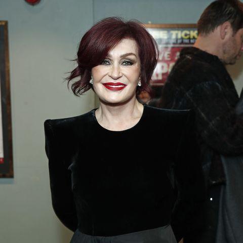 Sharon Osbourne debuts dramatic hair transformation