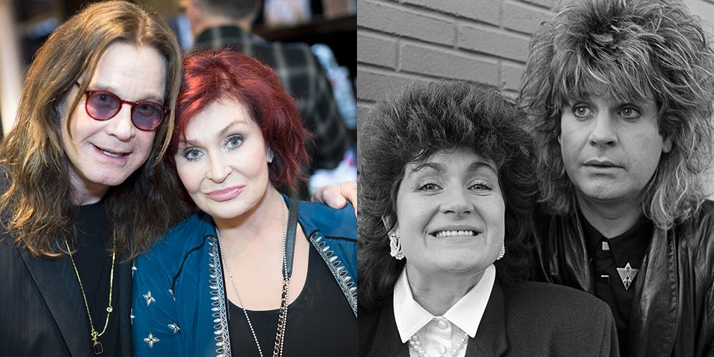 Inside Sharon Osbourne And Her Husband Ozzy Osbourne S Marriage