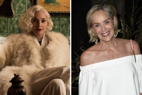sharon stone ratched
