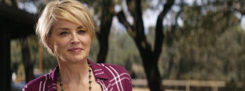 Sharon Stone-Running Wild
