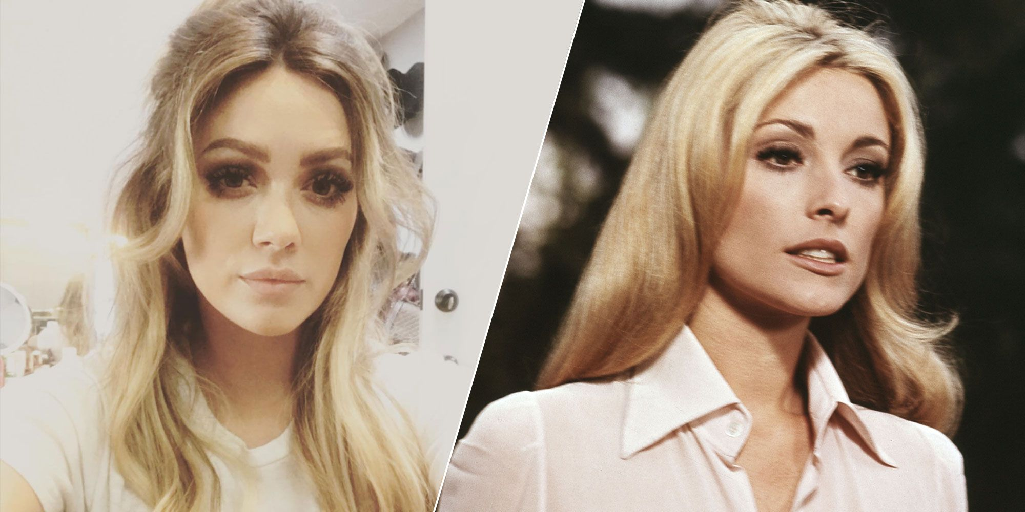 Hilary Duff's Sharon Tate Movie Slammed by Murdered Actress' Sister - The  Haunting of Sharon Tate Movie News