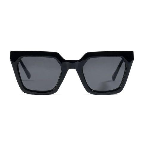 sharp edge square sunglasses nakd accessories black