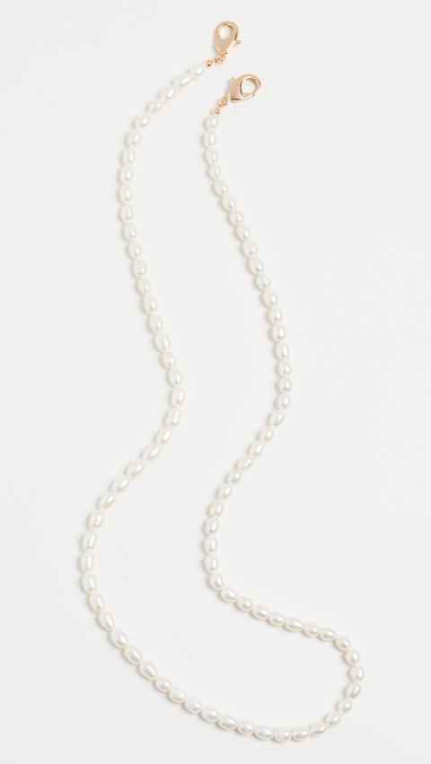 珍珠口罩鍊推薦