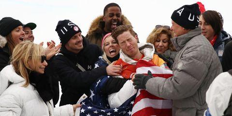 best parent reactions olympics