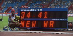 Shaunae Miller-Uibo, nueva plusmarquista mundial de 300m