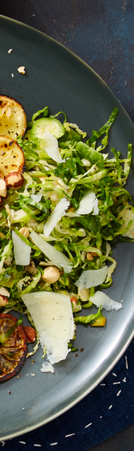 shaved brussels sprout salad recipe