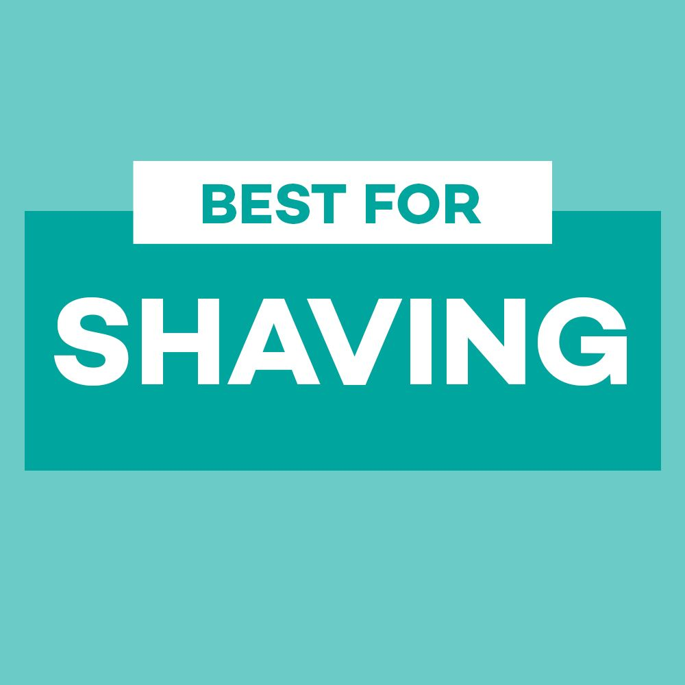 best for shaving