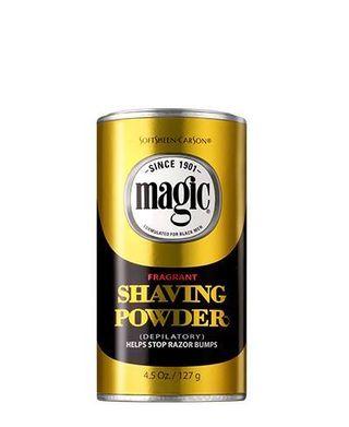De Magic Shaving Powder Is De Oplossing Tegen Ongewenst Lichaamshaar