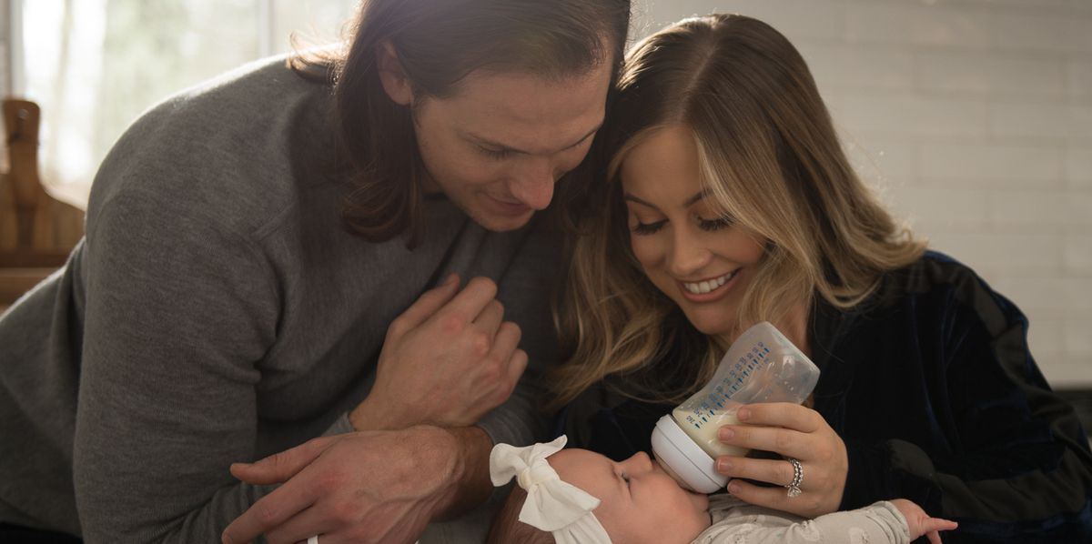 """Shawn Johnson Says """"Nobody Prepares You for"""" Relationship Changes Post Baby"""