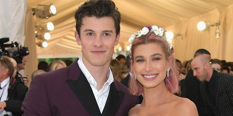 Shawn mendes and hailey baldwins relationship timeline hailey and shawn mendes hailey baldwin met gala m4hsunfo