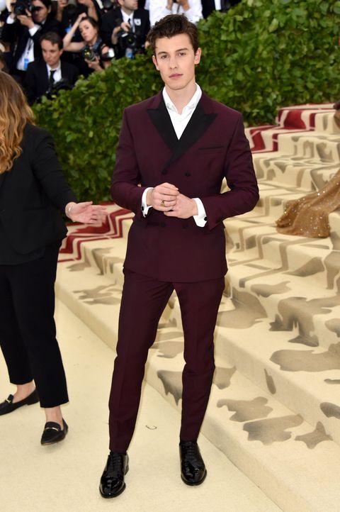 Met gala theme 2018 best and worst dressed men of the red carpet shawn mendes altavistaventures Images