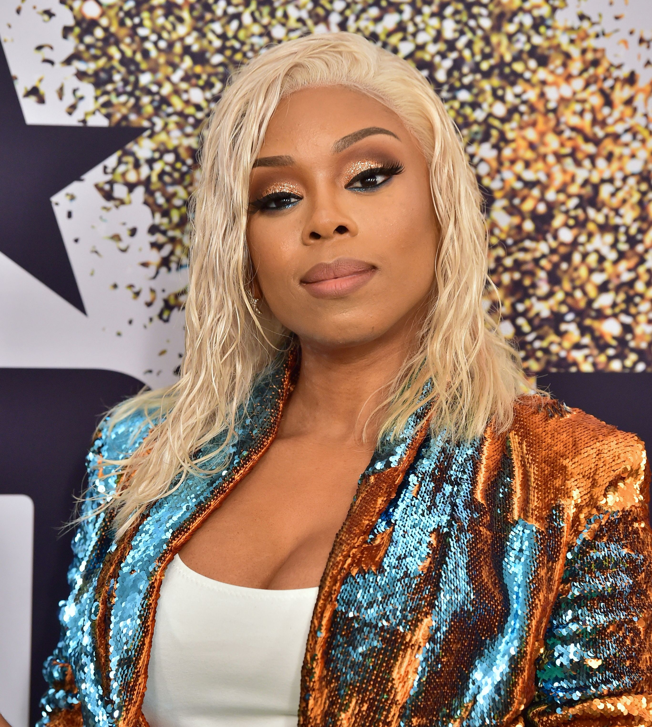 foto Shay Johnson From Love Hip Hop: Miami Was Hospitalized This Weekend