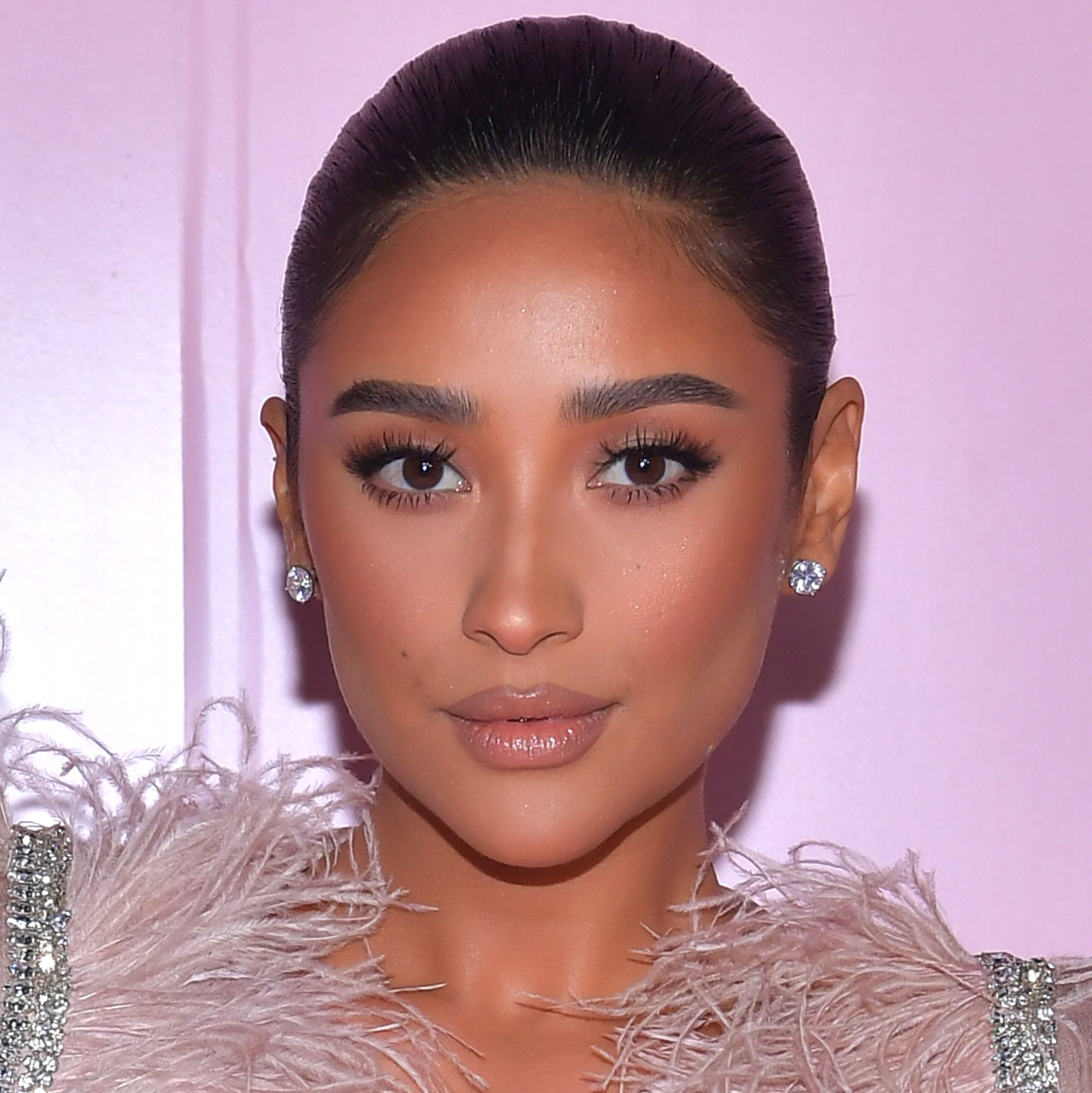 "Shay Mitchell Shay has gorgeous skin, but that hasn't always been the case. ""With the weather change and the stress of being on a new show, I definitely had acne when I came to LA,"" she told Reader's Digest ."