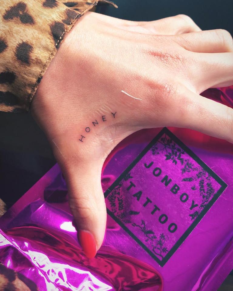 120 celebrity tattoos we love cool celeb tattoo ideas for inspiration buycottarizona Choice Image
