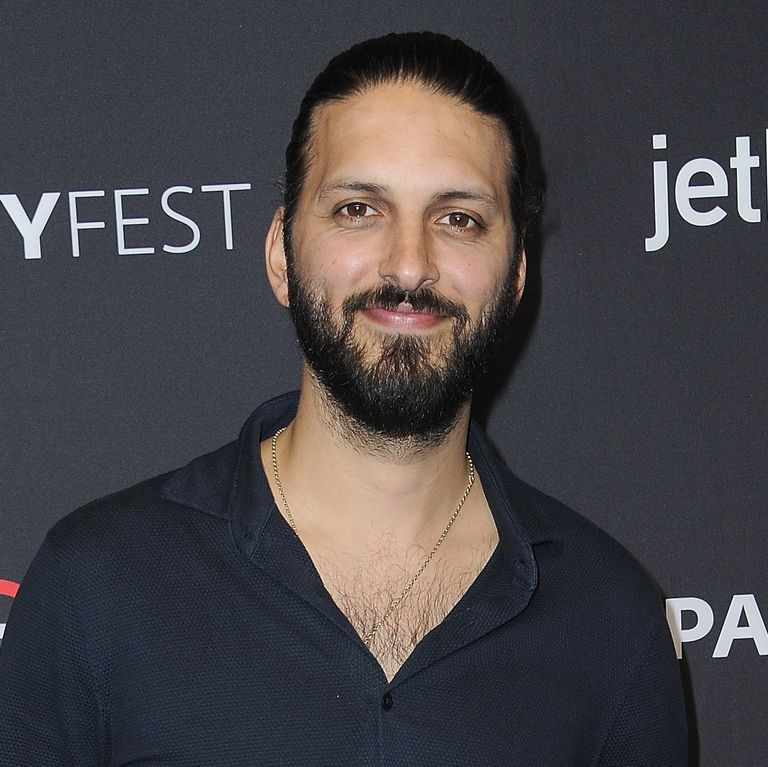 Shazad Latif - Star trek Discovery's Ash Tyler - sports chest hair and discusses the possibility of a Section 31 spin-off