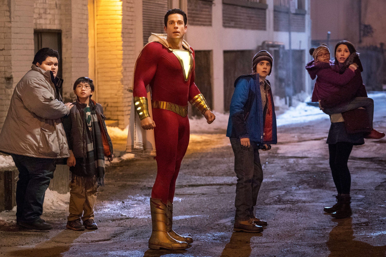 Shazam! director reveals scrapped Henry Cavill cameo as Superman