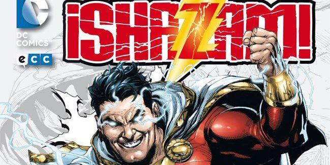 Shazam comic