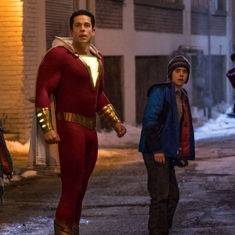 Shazam! star Zachary Levi offers update on the sequel