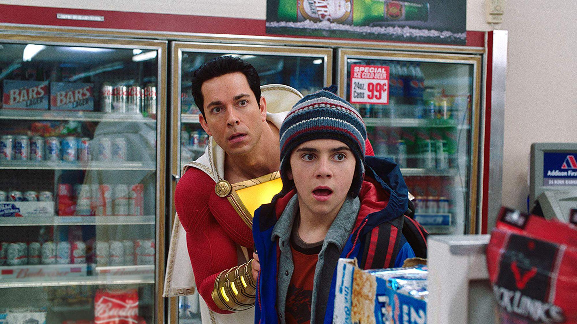 'Shazam 2': El rodaje podría comenzar el año que viene según apunta Zachary Levy
