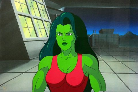 1990's animated series