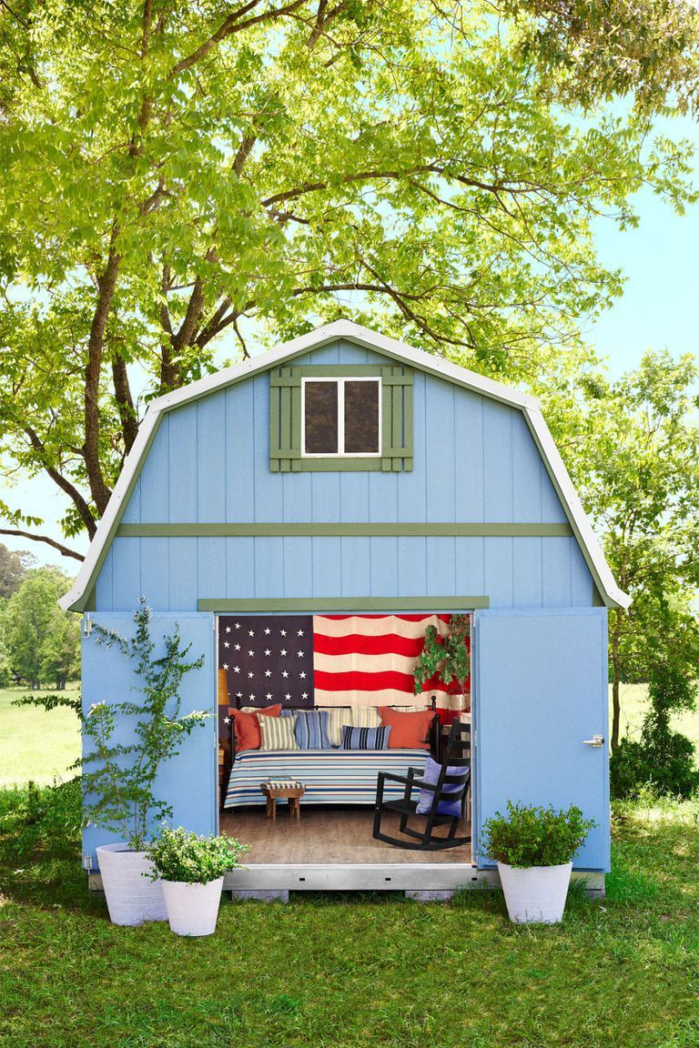 8 she shed ideas - how to make your own she shed