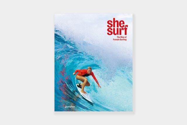 she surf book