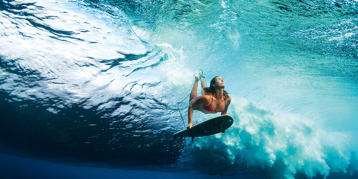 9 Female Surfers Who Will Make You Want to Chase Waves Around the World