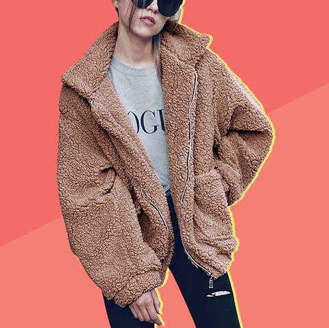 Clothing, Outerwear, Sweater, Fur, Woolen, Hood, Cardigan, Fashion, Wool, Fur clothing,