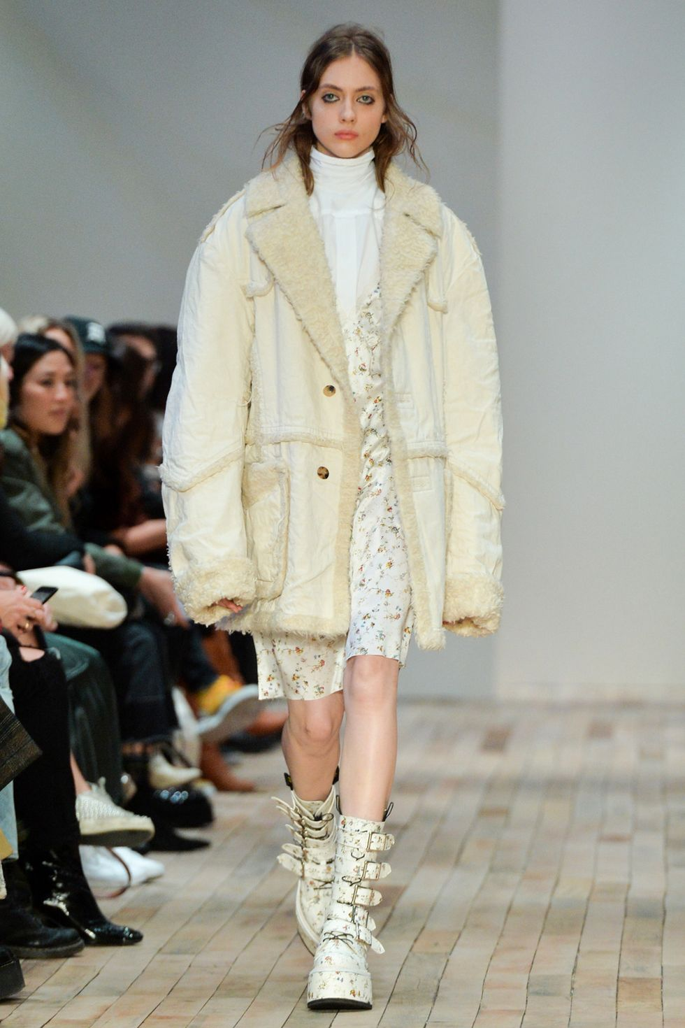 Supersized Shearling