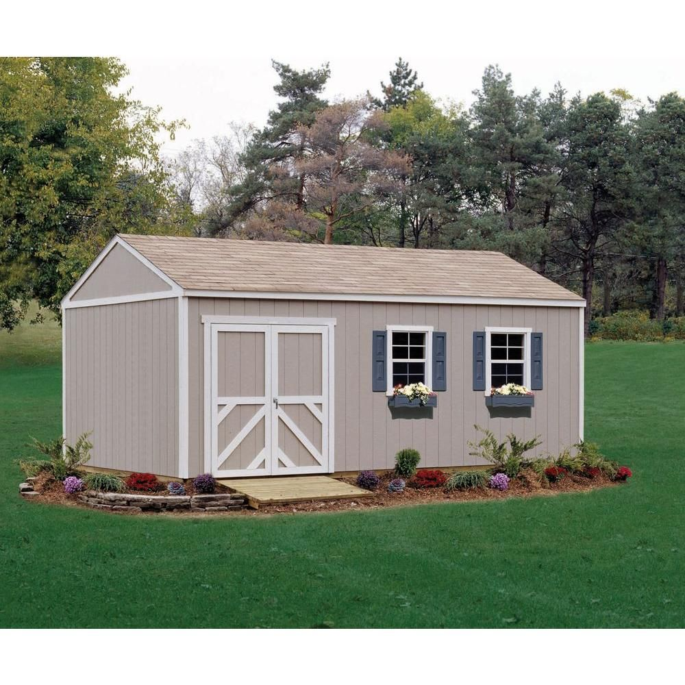 10 Shed Kits You Can Buy Online and Easily DIY in Your Backyard