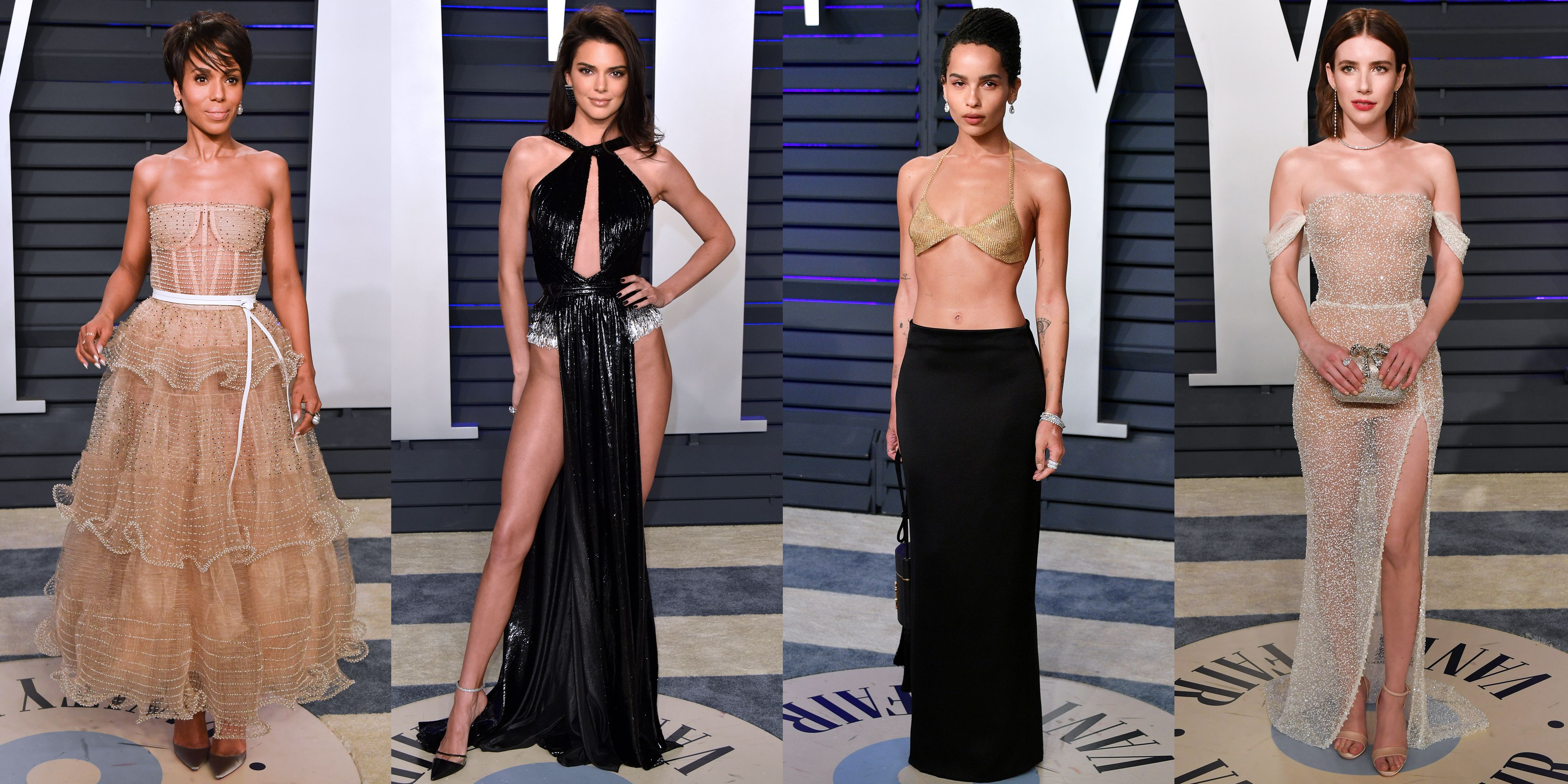 The Most Stunning Outfits From the Oscars After-Parties