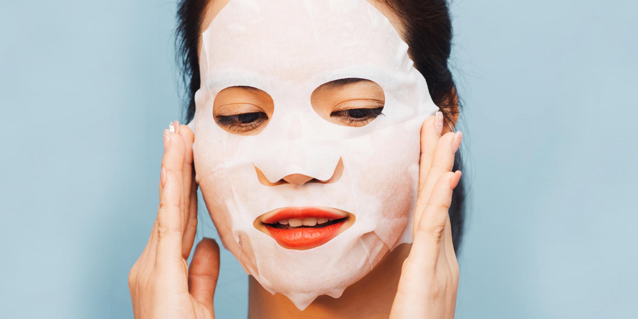Coconut Gel Sheet Mask Brightening by farmacy #9