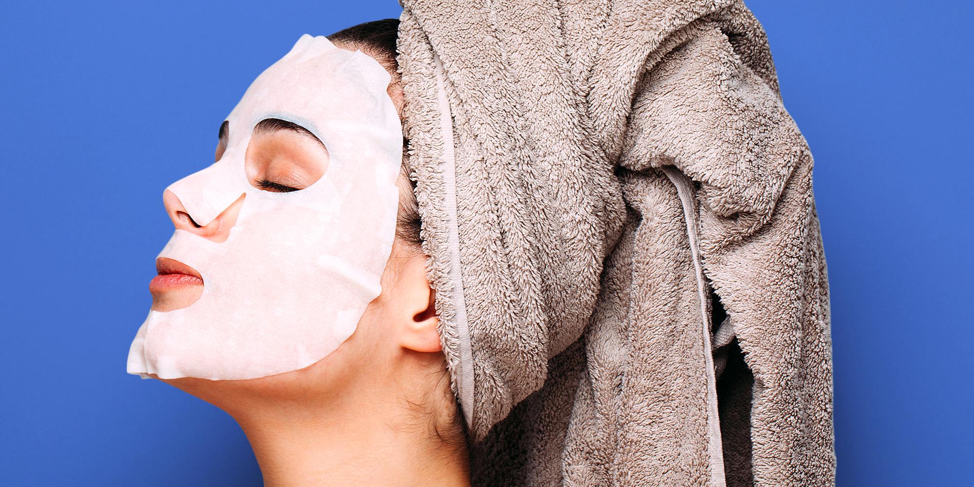 15 Best Sheet Masks for Your Face - Firming & Hydrating Sheet Masks