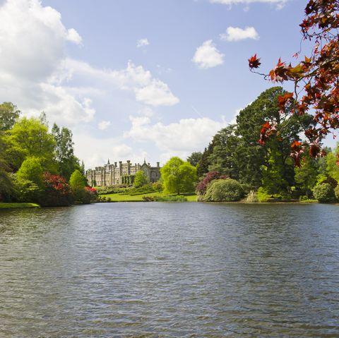 Sheffield Park Gardens in East Sussex