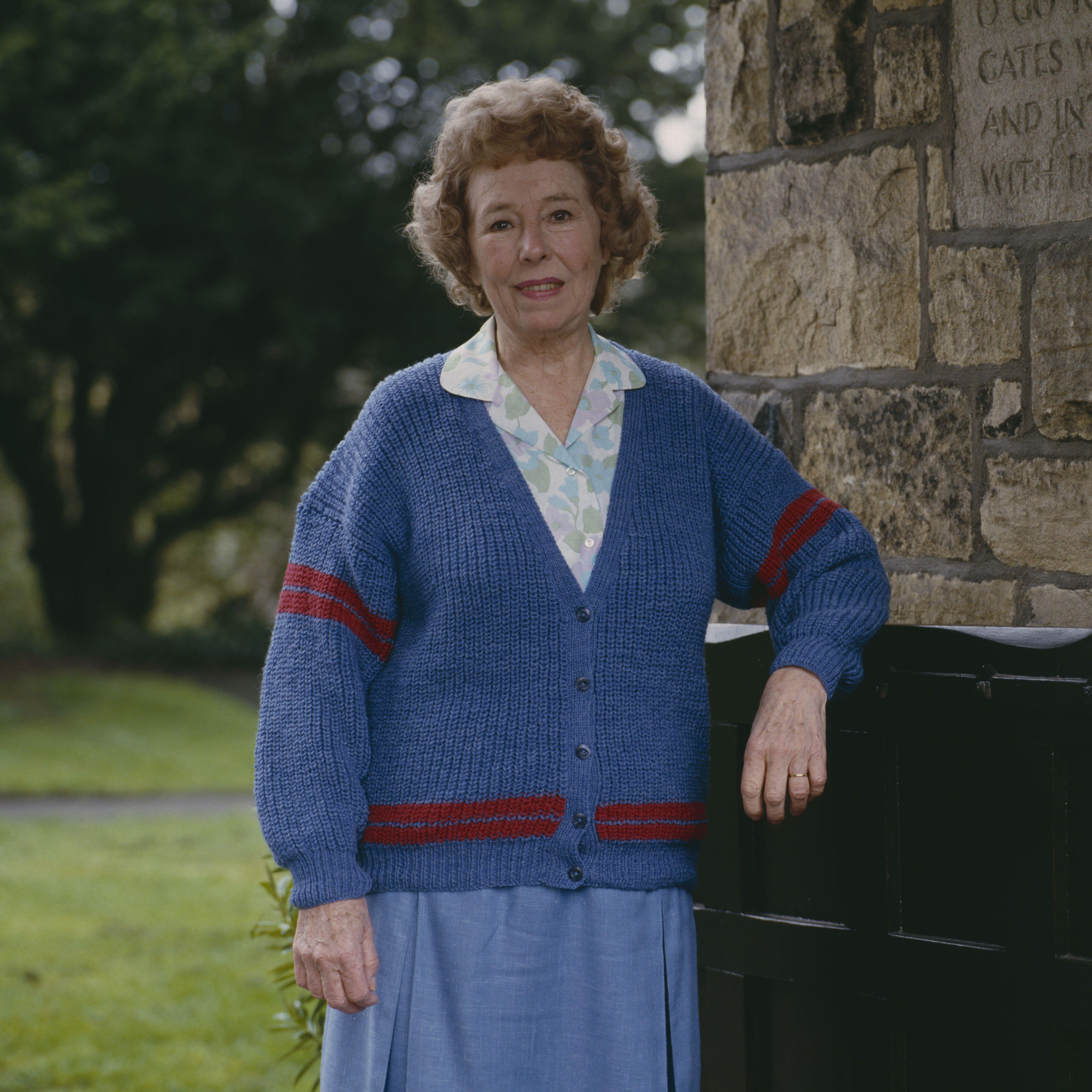 Emmerdale's legendary Annie Sugden actress Sheila Mercier dies at age 100