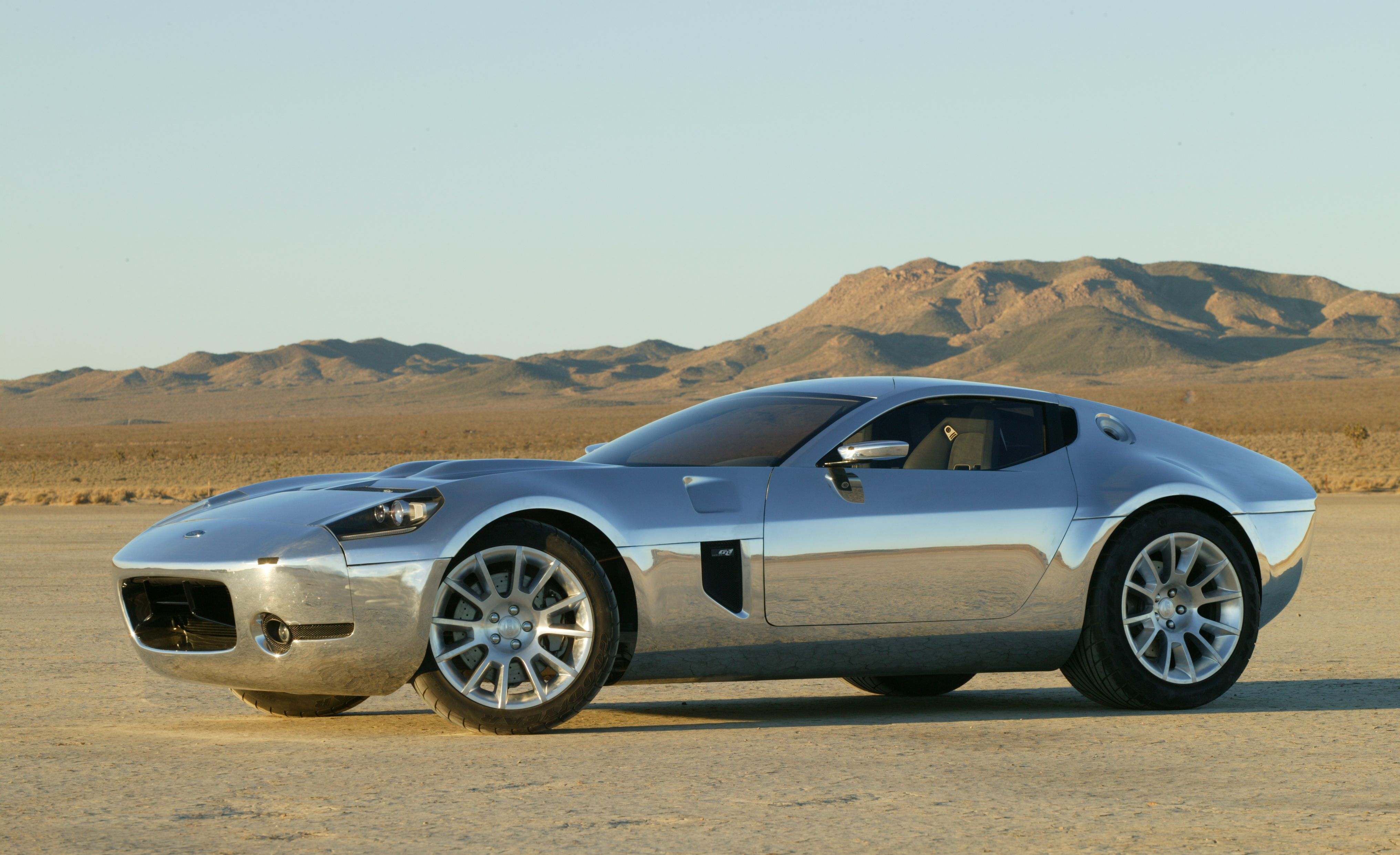Shelby GR-1