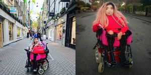 9 struggles of shopping on the high street when you're in a wheelchair