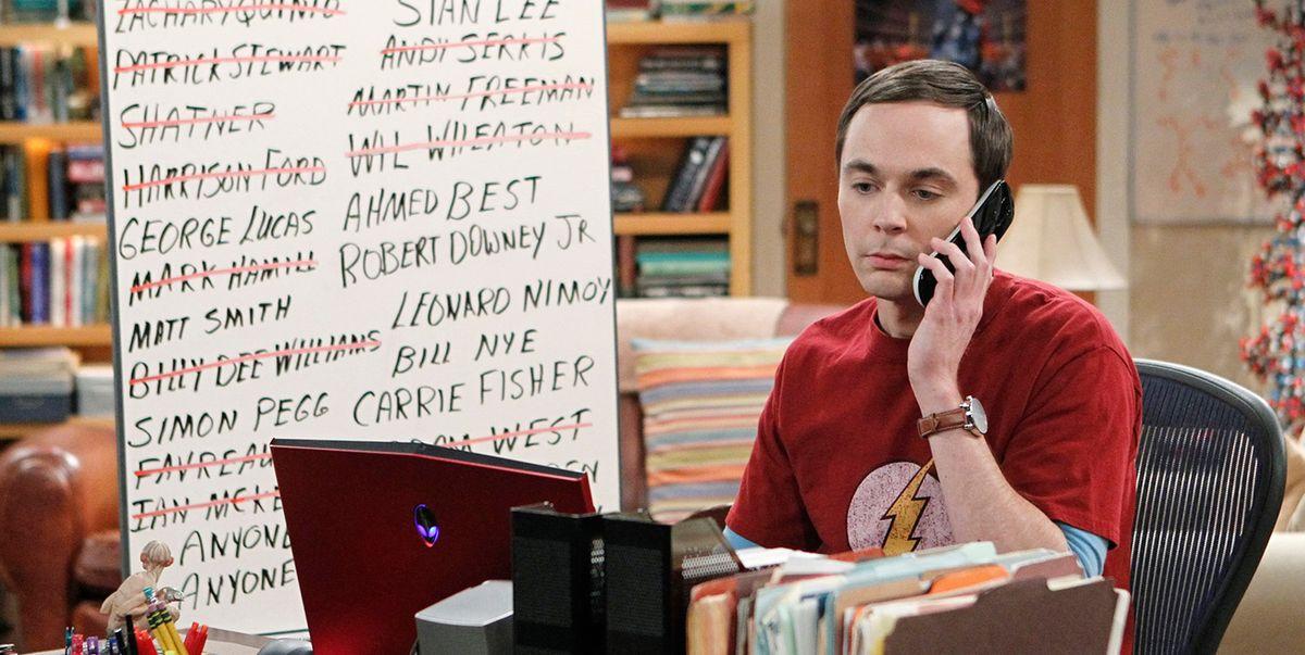 Las 20 Mejores Frases De Sheldon Cooper