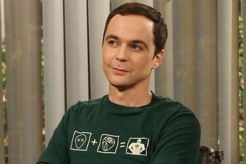 Sheldon en The Big Bang Theory