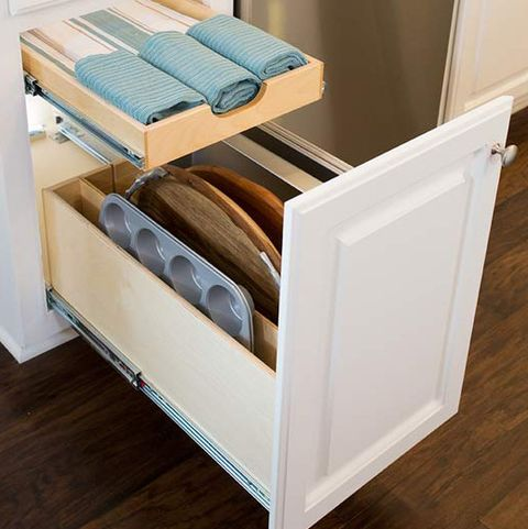 16 Best Kitchen Cabinet Drawers