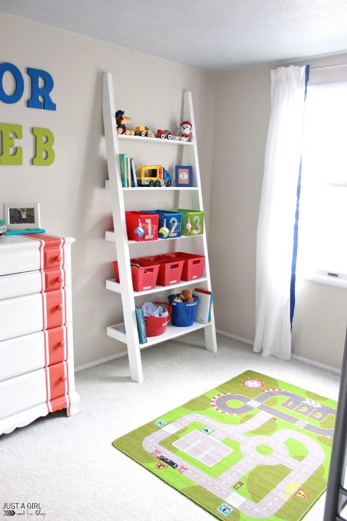 30 Genius Toy Storage Ideas For Your Kid\'s Room - DIY Kids ...